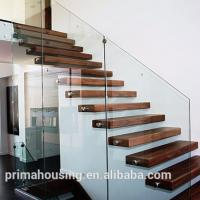 Buy cheap Swimming Pool Frameless Stainless Steel Glass Standoff Railing Prices product