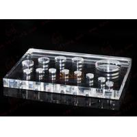 Buy cheap Customized Clear Acrylic Display Holders Widely Used In Exhibition product