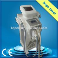 Buy cheap Home Beauty Ipl Hair Removal Equipment SHR + RF + Nd Yag + Elight 4 In 1 3 Handles product
