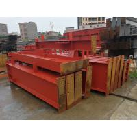 Buy cheap Anti - Rust Red Primer Construction Steel Frame Customized Dimensions product