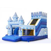 Buy cheap Customized Inflatable Water Playground Multifunctional 8x7x5m PVC 0.55mm Tarpaulin product