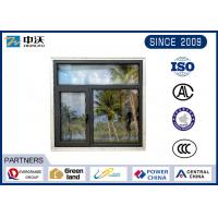 Buy cheap Anti Theft Steel Fire Resistant Windows Above Fire Wall High Temperature Resistant product