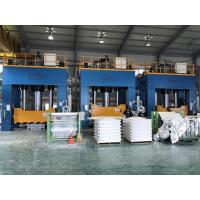 Buy cheap SMC Water Tank 1200 Ton Hydraulic Press Machine , Auto Hydraulic Forming Press product