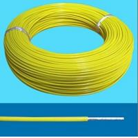 UL3135 600V silicone rubber braided tinned copper wires and cables