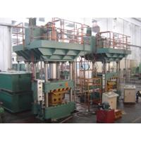 Buy cheap 1000 Ton Automotive Stamping Press , 3 Beam 4 Column Hydraulic Press Machine product