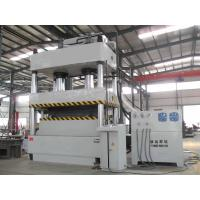 Buy cheap Oil Hydraulic Metal Stamping Press Machine , 800T 4 Pillar Hydraulic Press from wholesalers
