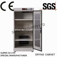 Buy quality Desiccant Humidity Controlled Auto Drystorage Cabinet Dehumidifier at wholesale prices