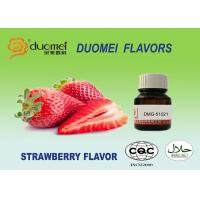 Buy cheap Solid Drinks Candy Strawberry Flavour Powder For Confectionery / Pudding product