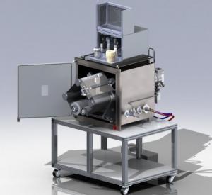 black watch chain coating equipment coating machine coater Manufactures