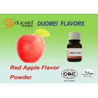 Buy cheap True Red Apple Orange Flavor Powder Instant Drink Powder Colorless To Light Yellow product