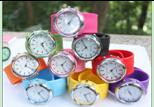 Buy cheap AiL Promotional Silicone Slap Watches Band product