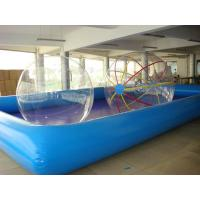 BS-POOL225 inflatable swimming pool