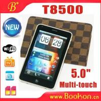 Buy cheap T8500 with 5 Inch Touch Screen WIFI TV Mobile Phone from wholesalers