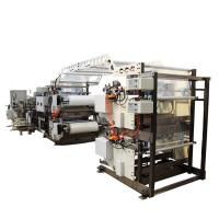 Buy cheap High Speed Bag In Box Making Machine Computerized Full Automatic Type product