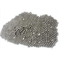 Buy cheap 13.86 - 37.24m  Tungsten Carbide Sphere Lowe Flow Resistance For Deep Sea Drilling product