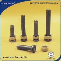Buy cheap 4.8 Grade Shear Connector Studs With Ceramic Ferrule Natural Color M6-M30 product