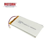 Buy cheap MSDS 3.7 V Lithium Ion Rechargeable Battery 5000mAh For Smart Home Appliance product