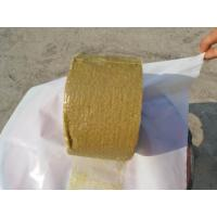 Buy cheap PETROLEUM GREASE ANTI CORROSIVE TAPE AWWA C 207 STANDARD WRAPPING TAPE from wholesalers
