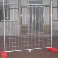 Buy quality Supply Galavanized temporary fence mobile wire mesh fence at wholesale prices