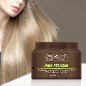 Buy cheap Healthy Shinny Herbal 1000ml Hair Straightening Cream product