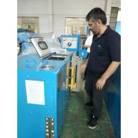 Buy cheap Industrial Copper Wire Bunching Machine , Cable Production Equipment CE Approval product