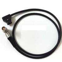 Quality Male to femaleArri Alexa mini power cable Camera Connection Cable Lemo Elbow FHJ 2B 8 pin to D-tap male for sale