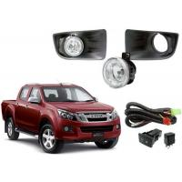 Buy cheap OE Style Replacement Parts Front Fog Lamps for ISUZU D-MAX 2012 - 2015 from wholesalers