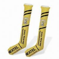 Buy cheap Inflatable Hockey Slap Stick, Made of PE, Customized Logos and Sizes are Welcome product
