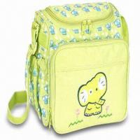 Buy cheap Diaper Bag, Made of Polyester, Measuring 9.25 x 6 x 8.25 Inches product