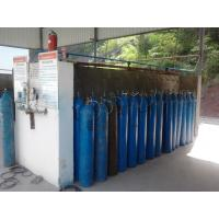Buy cheap High Purity Industrial Oxygen Nitrogen Gas Plant 240 Cylinders , Max Pressure 20Mpa product