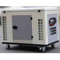 Buy cheap Low noise silent 12kw portable gasoline generator engine 4 stroke OHV electric from wholesalers