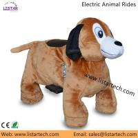 Buy quality Best Rocking Horses Kids Animals Battery Cars for Rides Scooters in Shopping Center at wholesale prices