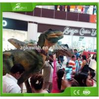 Buy cheap KAWAH Easy Control Attractive T rex Customized Dinosaur Costume product