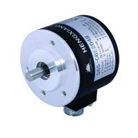 Buy cheap Solid Shaft Incremental Optical Rotary Encoders S65 512 Resolution IP65 For Sensor product