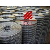 Buy cheap Stainless Steel Mesh Roll, Welded Wire Mesh (DCLWJZPBXGDHW) from wholesalers