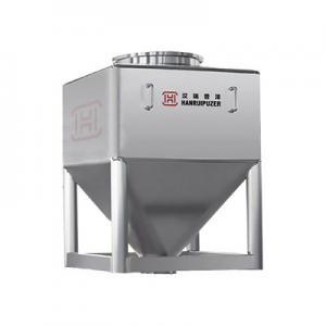 Buy cheap CE No Residual Corner SS316 150L Mobile Tank product