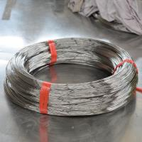 Buy cheap 302 Stainless Steel Wire For Spray Nozzle Spring Good Mechanical Property from wholesalers