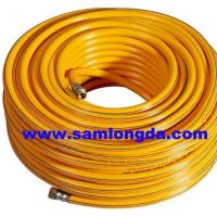 Buy cheap Reinforced High Pressure PVC Spray air Hose, water hose product