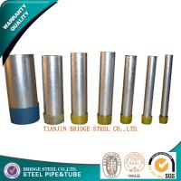 """Buy cheap Q195 Q215 Structural Steel Pipe round , 1/2"""" - 10"""" Zinc Coated Pipe ASTM A53 product"""