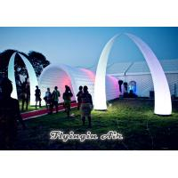 Giant 6m Height Inflatable Light Cone for Exhibition and Party