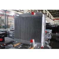Buy cheap Customized aluminum bar plate fin heat exchanger combi oil cooler with air after cooler product