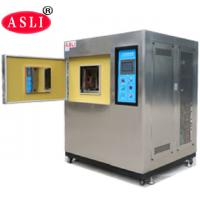 Binary Cooling 49L Three Box Thermal Shock Chamber for sale