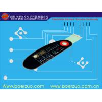 Buy cheap PET 8 mm Metal Dome FR4 PCB Membrane Switch Keyboard With LED product