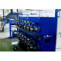 Buy cheap Φ0.10-Φ0.65 Dia Wire Annealing Machine / Hot Coating Copper Wire Tinning Machine product