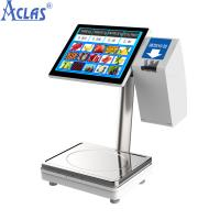 Buy cheap Touch Screen POS Scale,PC POS Scale,Touch Scale,Retail Scale,Electronic Balance product