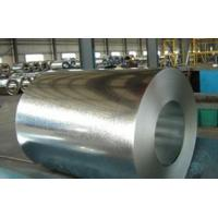 Buy cheap 0.60mm Hot Dipped Galvanized Steel Coils / Sheet / Roll GI For Corrugated Roofing product