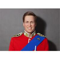 Buy quality United Kingdom Wax Mannequin Of Prince William Britain Political Celebrity Wax Figures at wholesale prices