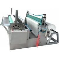 Buy cheap Disposable Non Woven Fabric Slitting Machine Easy Operation ISO9001 Approved product