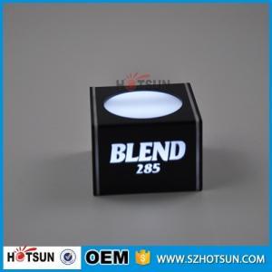 Buy cheap factory custom led light bases for acrylic product