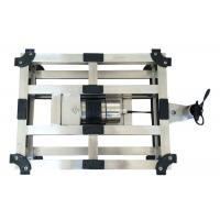 Buy cheap Digital Warehouse Electronic Weight Scale , Waterproof Bench Scales 35 X 40 cm 200kg product